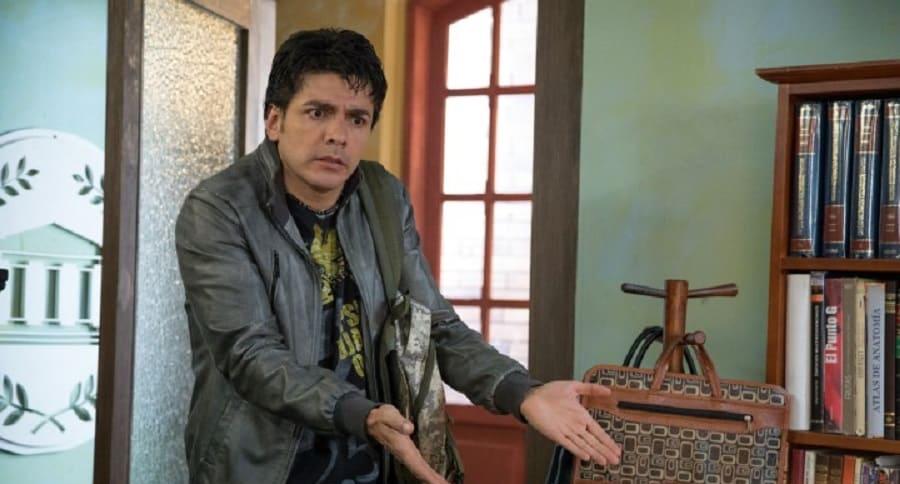 Jimmy Vásquez, actor.