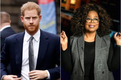 Príncipe Harry / Oprah Winfrey