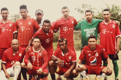 Jugadores Bayern