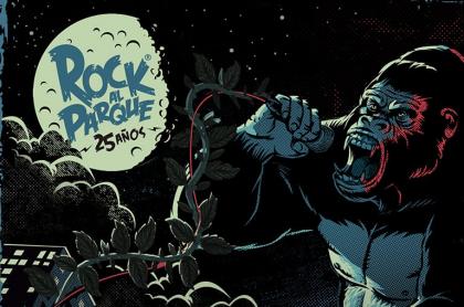 Afiche Rock al Parque 2019