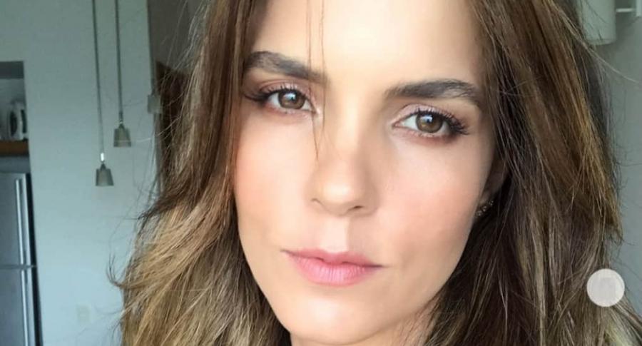 Catalina Aristizábal, presentadora.