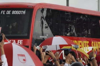 Bus de Santa Fe