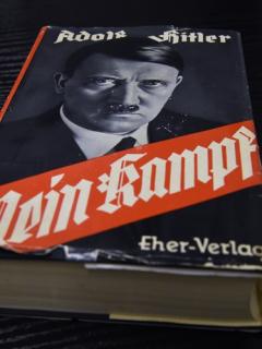 Libro de Hitler 'Mi lucha'