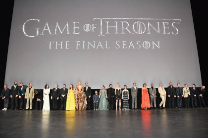 Cast de Game of Thrones