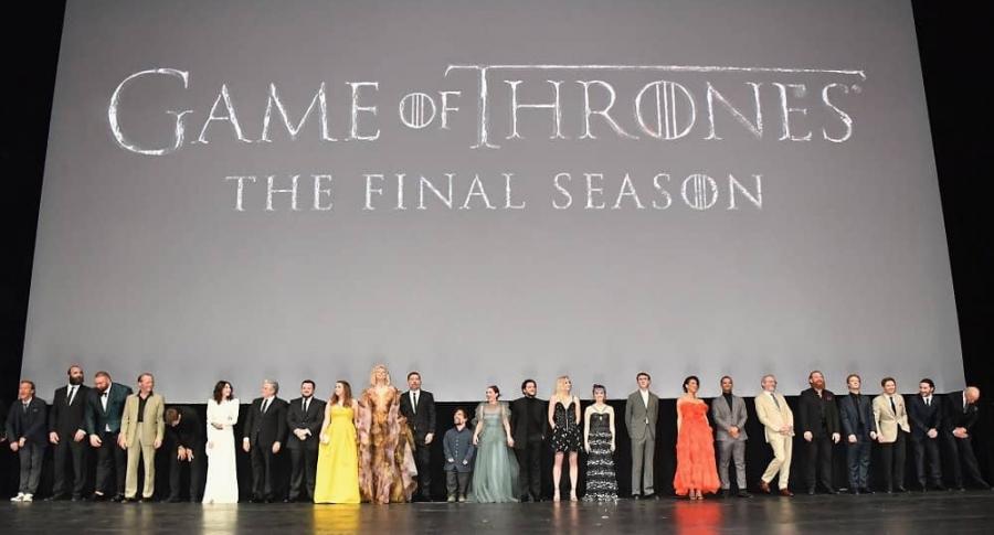 Cast de Game of Thrones