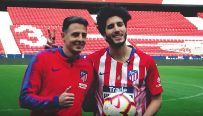 Santiago Arias y Sebastian Yatra