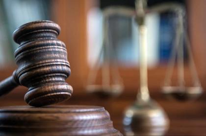 Mazo de justicia