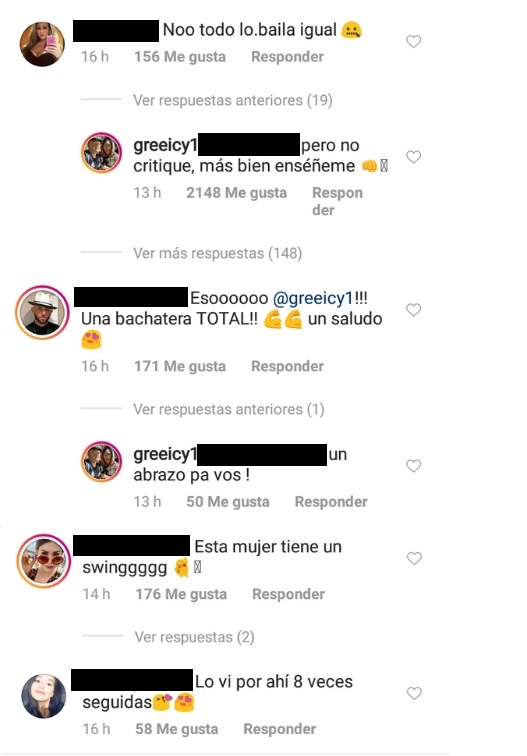 Comentarios post Greeicy Rendón