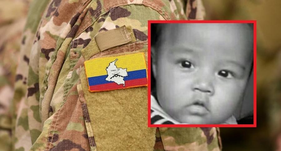 Bebé asesinado en atentado contra exguerrilleros