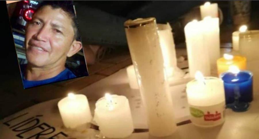 Líder social asesinado en Tumaco