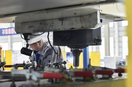 Obrero chino