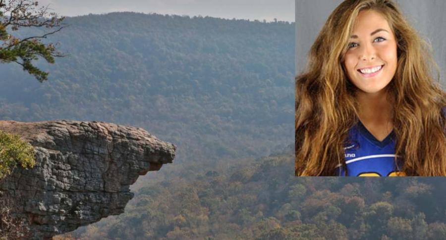 Joven muere al caer desde esta roca.