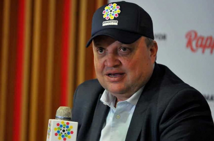 Jorge Enrique Vélez, presidente de Dimayor