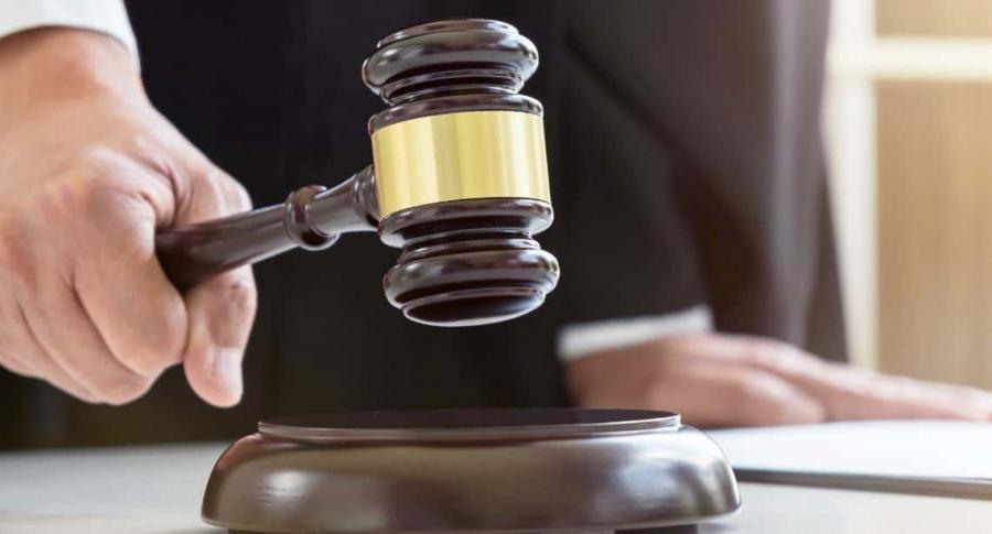Juez imparte sentencia