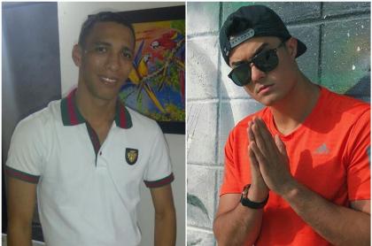 Edwin Puello y Juan Mindiola