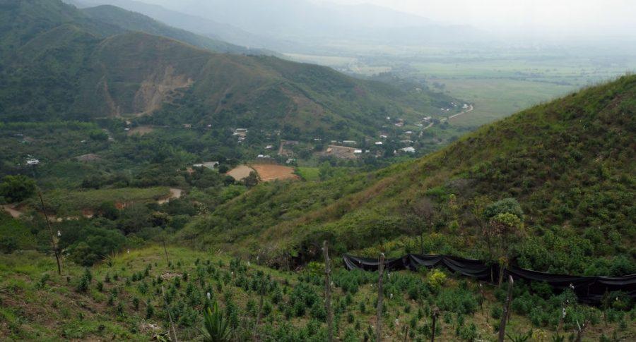 Tierras en Colombia