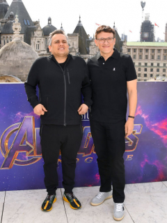 Los hermanos Russo, directores de Avengers