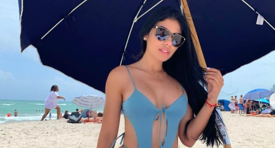 Angélica Cruz, exesposa de Nicky Jam.