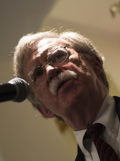 John Bolton, asesor de seguridad de Estados Unidos