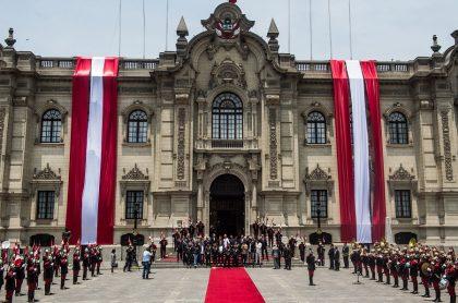 Palacio presidencial de Perú