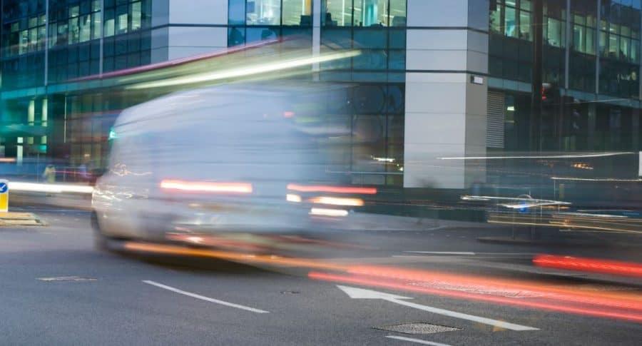 Infracción de tránsito