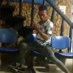 Hombre capturado por hurto
