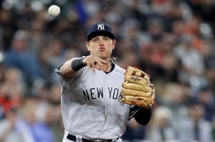 Giovanny Urshela Yankees
