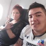 Ilse Amory Ojeda  y Juan Guillermo Valderrama