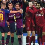 Barcelona y Liverpool