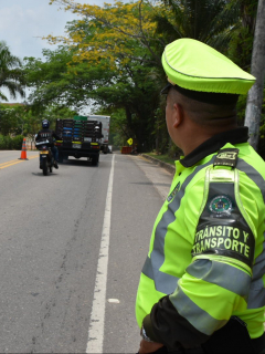 Policía Tránsito