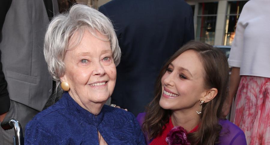 Lorraine Warren y Vera Farmiga