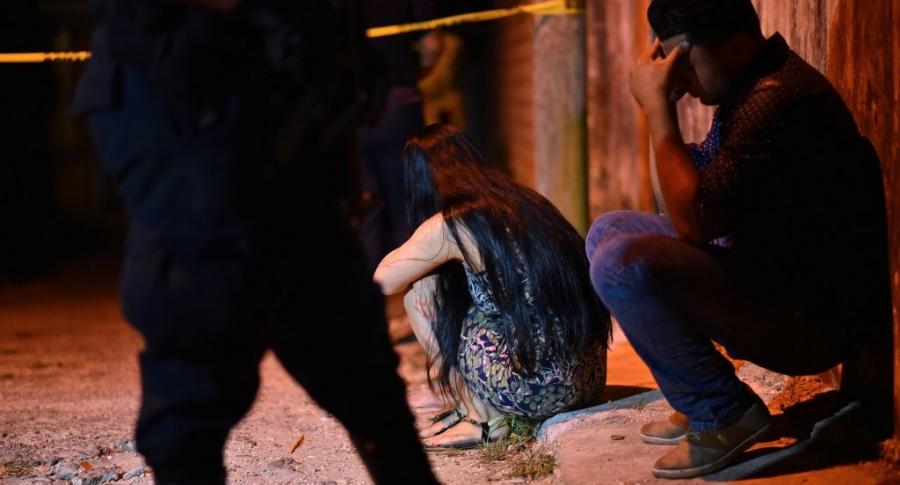 Masacre de 13 personas en Veracruz