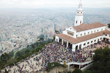 Monserrate en Semana Santa 2019