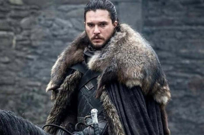 'Jon Snow', de 'GOT'.