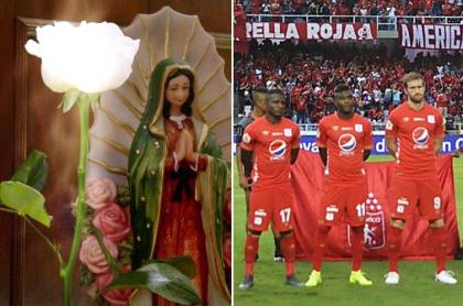 Rosa de Guadalupe y América