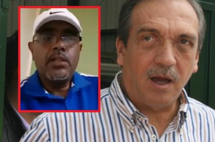 Mauricio Palacio y Luis Alfredo Ramos