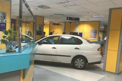 Carro urgencias España