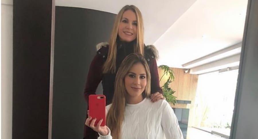 Carolina Soto y Jackelin Cepeda