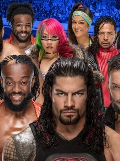 Definen cartel de peleas para presentación de WWE en Bogotá