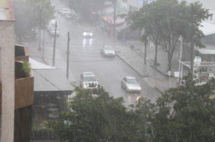Lluvias Bogotá