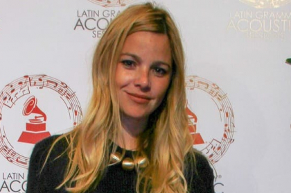 Johana Bahamón, actriz.