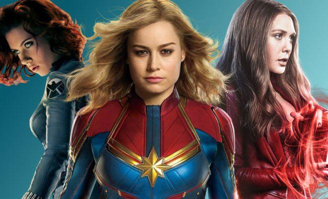 Heroínas de Avengers