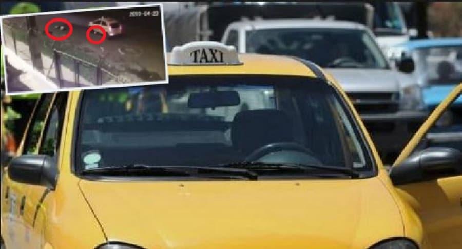 Taxista en Medellín