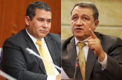 Debate en el Congreso por la JEP