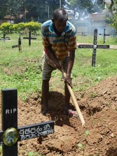 Víctimas terrorismo Sri Lanka