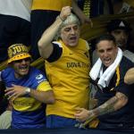 Rafael Di Zeo y La 12 de Boca Juniors