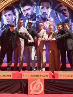 Actores de Avengers