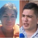 Ilse Amory Ojeda, mujer chilena desaparecida y su novio, Juan Valderrama