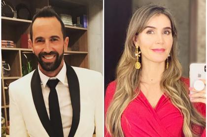 Lucas Arnau e Isabel Cristina Estrada