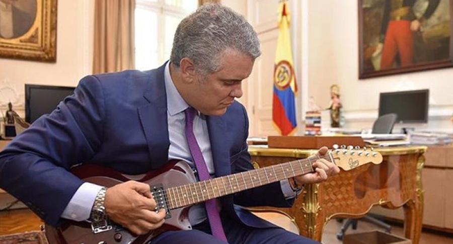 Presidente Ivan Duque